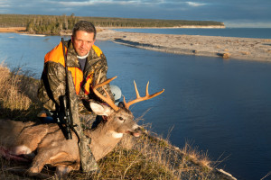 anticosti deer hunts