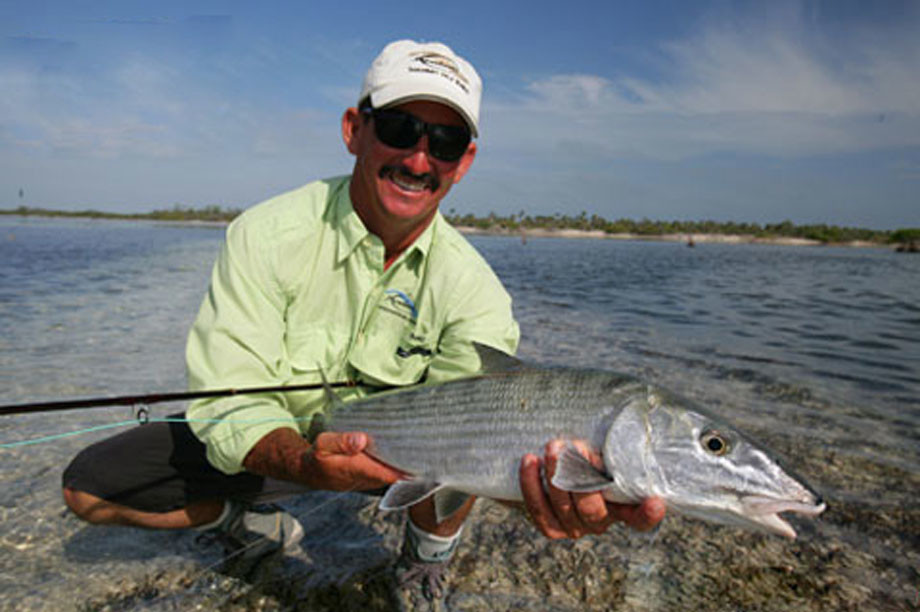 Caribbean Saltwater Flats Fishing & Vacation Destinations