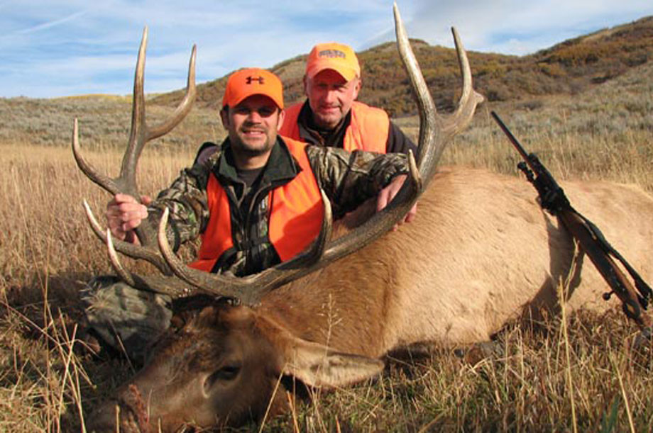 Colorado Elk & Mule Deer Hunts