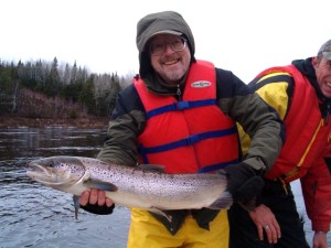 Miramichi River, New Brunswick Atlantic Salmon Fishing